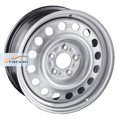 Диски Trebl X40031 Silver