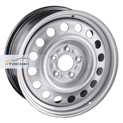 Диски Trebl X40031 Silver 7x16/4x108 ЕТ37,5 D63,3