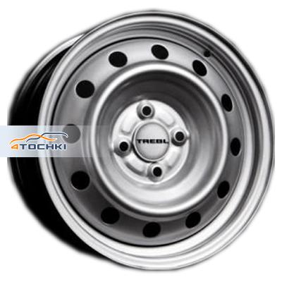 Диски Trebl X40032 Silver 6x16/4x100 ЕТ36 D60,1