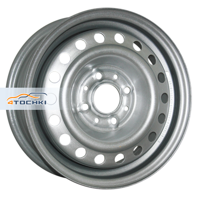 Диски Trebl X40036 Silver