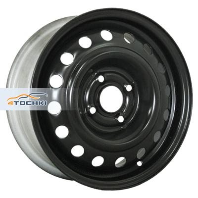 Диски Trebl X40045 Black 6x16/4x108 ЕТ23 D65,1