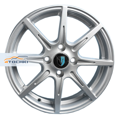 Диски Venti 1508 Silver 5,5x15/4x114,3 ЕТ45 D67,1