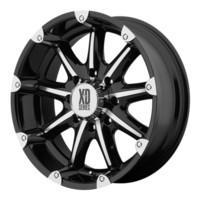 XD779 Black/Machined