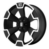 XD803 Black/Machined